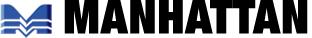 Logo Marchio Brand manhattan